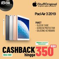 NEW iPad Air 3 2019 / iPad Air 2019 10.5 256GB Wifi Only NEW