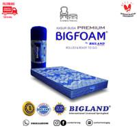 Kasur Busa Premium BigFoam Kasur Lipat Kasur Busa Bigland tebal 14cm