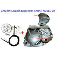 BAK BLOK KOPLING RX KING STUT KANAN MODEL MX ORELIO
