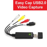 EasyCap Easy Cap Video Capture USB DVD AV Capture Video Card Adapter