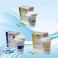 Paket Srip Auto Check 3 IN 1 Gula darah- Asam urat-Kolesterol