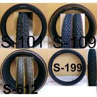 Ban Luar Sepeda Swallow Deli Tire 20 x 1.75 175 Swallow Deli Tire