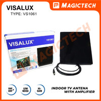ANTENA TV DIGITAL INDOOR VISALUX VS-1061 / VS1061