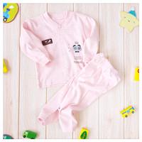 Baju Tidur Piyama Bayi/Anak 0 – 24M bahan katun kualitas PREMIUM