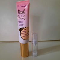 Too Faced Peach Perfect Comfort Matte Foundation (share)