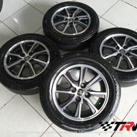 velg mobil original Toyota Calya Ring 14 ban Bridgestone ecopia 175 65