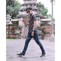 Parang Bratadikara II - baju batik - batik slim fit - mensbatik