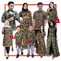 Baju Batik Couple Sarimbit Motif Bakung - Hem Anak, M