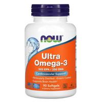 Now Foods Ultra Omega-3 - Now Foods - Ultra Omega Vitamin