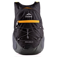 Xinguanhua Tas Gunung Lipat Hiking Camping Waterproof Backpack 17L - Hitam