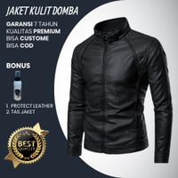 Jaket Kulit Asli Domba Garut Pria Original Murah Bagja Leather 062