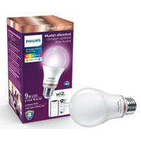 Lampu Smart Wifi LED Philips 9 W Watt 9W 9Watt 16 Juta Warna Wiz