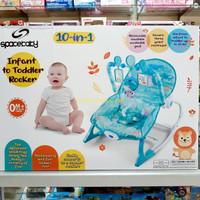 SpaceBaby INFANT to TODDLER ROCKER Baby Bouncer Rocking Kursi Bayi
