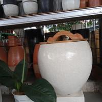 Bak Mandi Gentong Air Terrazzo Teraso Marmer