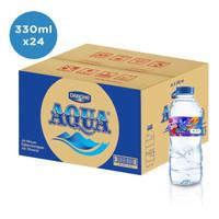 aqua Mini 330ml 1dus 24 botol