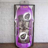 Charger Mobil V-Gen 4 Port USB Casan Handphone