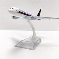 Die Cast Miniatur Pesawat Singapore Airlines | Diecast Singapore