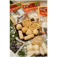 pempek ikan Belida Palembang Asli Paket A
