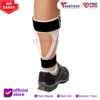 AFO - Variteks Reflex Ankle Foot Orthosis (Penyangga Tulang)RIGHT 865R
