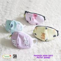 Tomomi Baby Masker Kain Anak Child Face Mask A