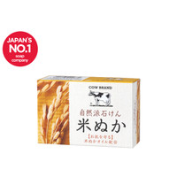 COWSTYLE SOAP RICE BRAN 100 g