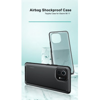 Casing Translucent Anti Crack Slim Case Xiaomi Mi 11