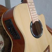 gitar akustik Yamaha APX 500 II ELEKTRIK, pemakaian 3 Minggu