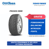 Toyo Tires Proxes R888 195/50 R15 82V Ban Mobil