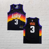Baju Jersey Basket Swingman NBA Chris Paul Phoenix Suns City Edition