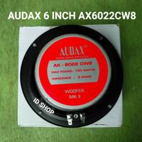 Speaker AUDAX 6 Inch 150w Speker AUDAX 6 Inc Spiker Sepiker AUDAX 6 in