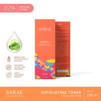 Sarae CICA Complex Exfoliating Toner