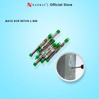 Joran Drill Mata Bor Tembok / Beton 6mm