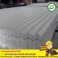 Asbes/Asgel gelombang NUSA gelombang -fibersemen-atap-Esbes Malang