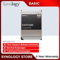 Synology HAT5300-12T SATA Enterprise HDD 12TB 7200RPM Garansi 5 Tahun