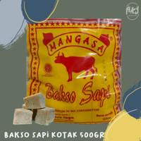 Bakso Sapi Kotak Mangasa 500gr