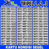 Nomor cantik kartu perdana xl 4g 0818 0817 xxxx