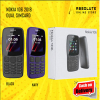 HP HANDPHONE NOKIA 106 2018 JADUL BARU NEW DUAL SIM TERMURAH MURAH 11