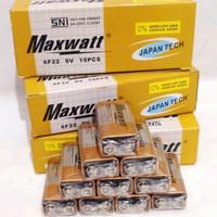 baterai kotak 9 volt