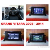 Head unit kusus GRAND VITARA sudah PNP ,AVIX Made in Korea