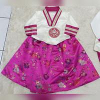 hanbok anak baju adat tradisional korea oct02 kostum costume
