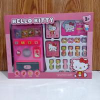 mainan vending machine hello kitty/mainan anak
