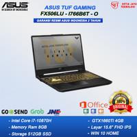 ASUS TUF GAMING F15 FX506LU-I766B6T-O i7-10870H 8GB 512GB GTX1660Ti
