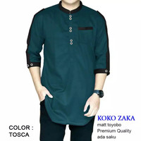 Koko ZAKA, Baju Kemeja Koko Pria Muslim terbaru