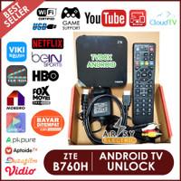STB Tv Box Android Unlock Full Aplikasi Siap Pakai B760H