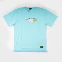 T Shirt Kaos FISH LAND Indian Summer