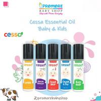 Cessa Essensial Oil Baby & Kids / cough and flu / fever drop / lenire