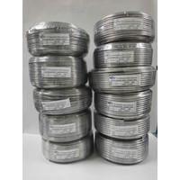 Kawat Bonsai Aluminium Roll 1 KG - 1 mm ~ 6 mm