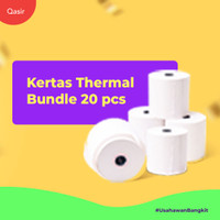 Kertas Thermal 58mm 20 Roll/ Paper Thermal 58mm