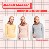 Manset Baju/Daleman Jersey Murah/Atasan Wanita