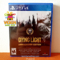 PS4 Dying Light - Anniversary Edition include The Following